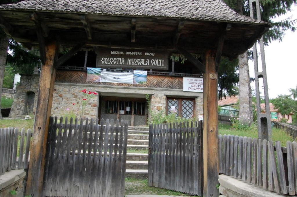 Singurul muzeu de chihlimbar din ţară