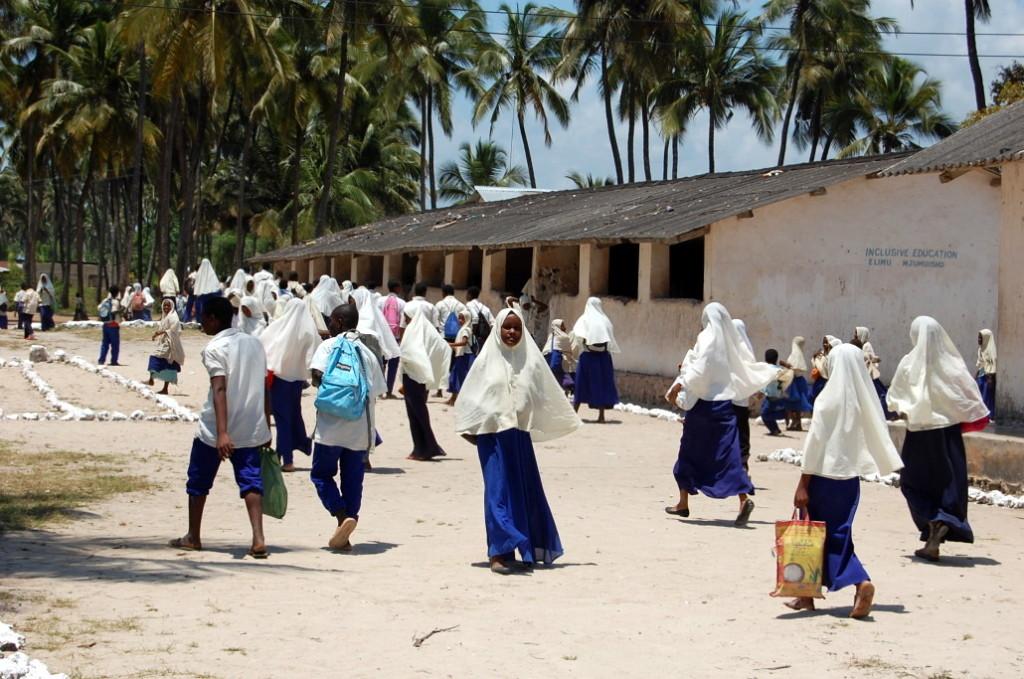Şcoala din Pwanimchangani
