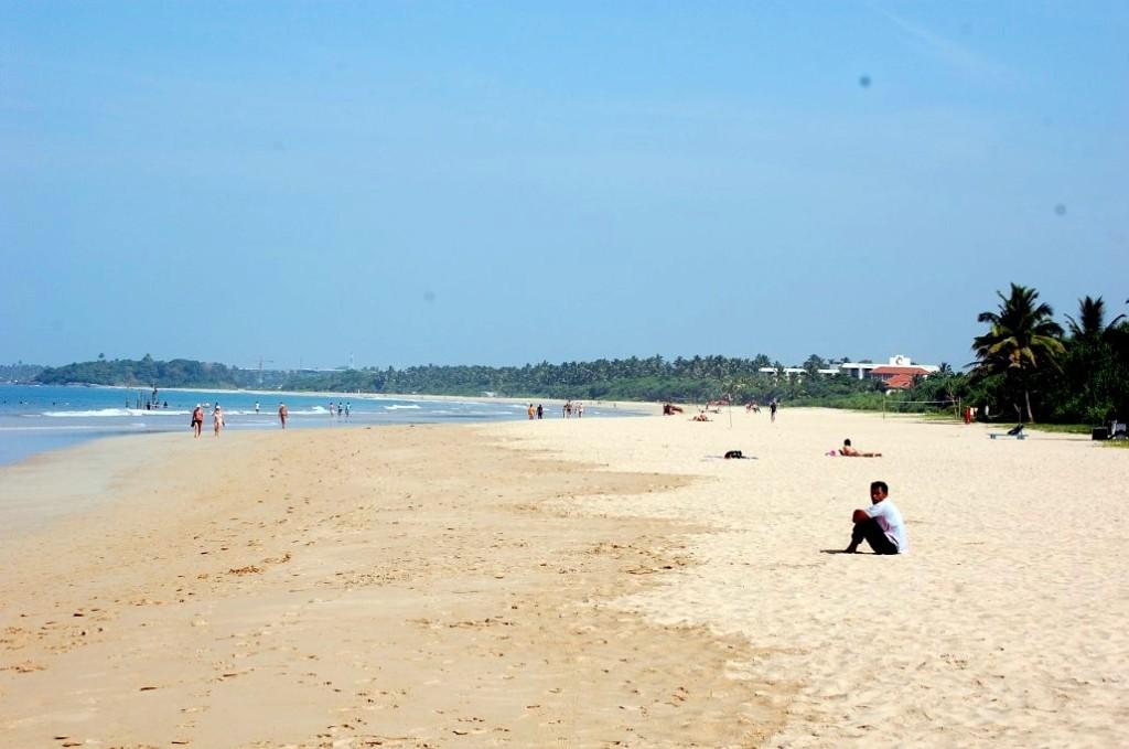 Plaja din Bentota