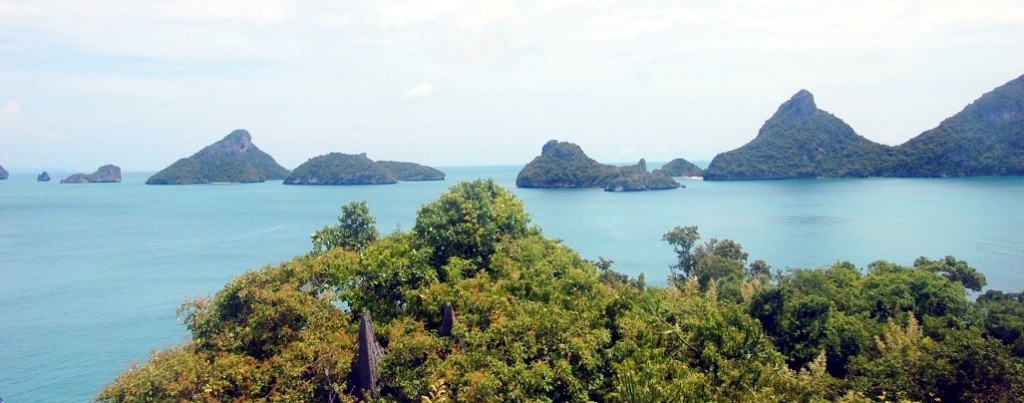 Parcul Naţional Ang Thong