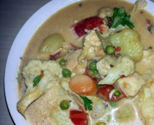 Curry masala cu legume 2
