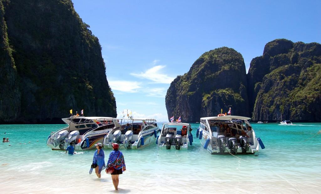 Maya Bay, Thailanda