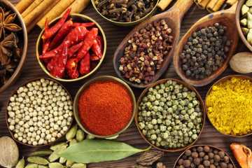 Condimente indiene (sursa: huffingtonpost.com)