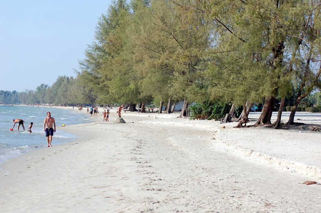 Cambodgia. Otres Beach