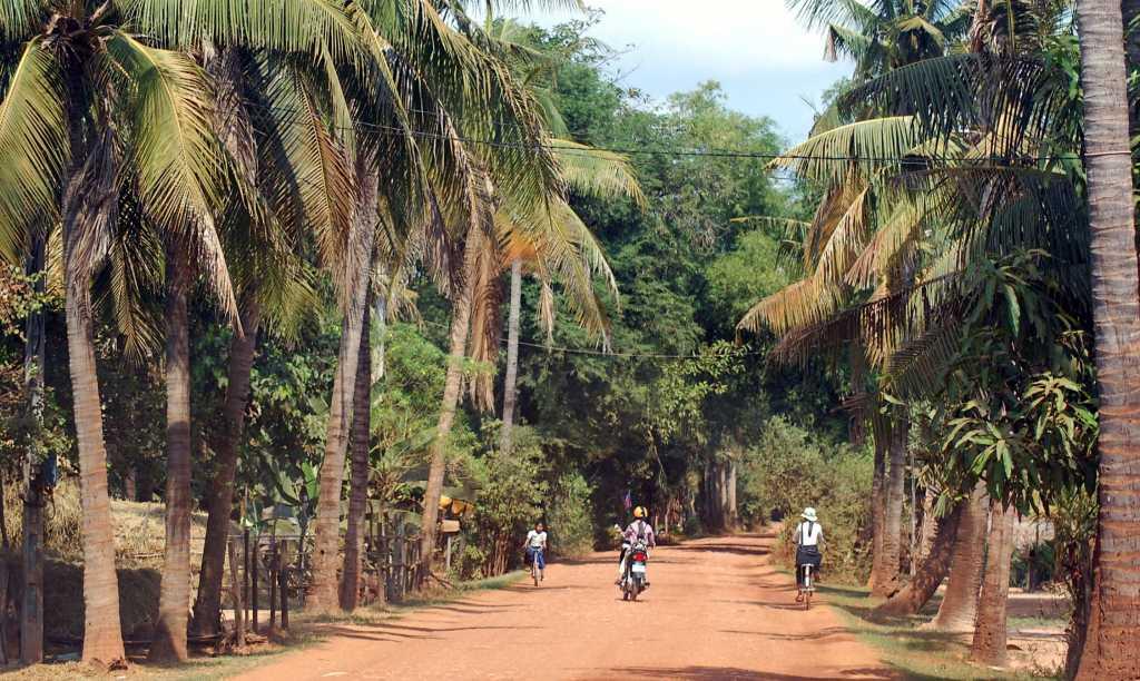 Între Siem Reap și Sihanoukville