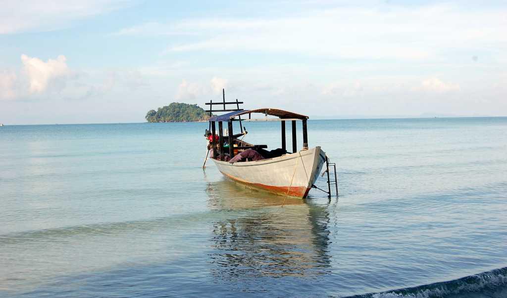 Cambodgia. Otres Beach.