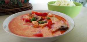 thai red curry 1
