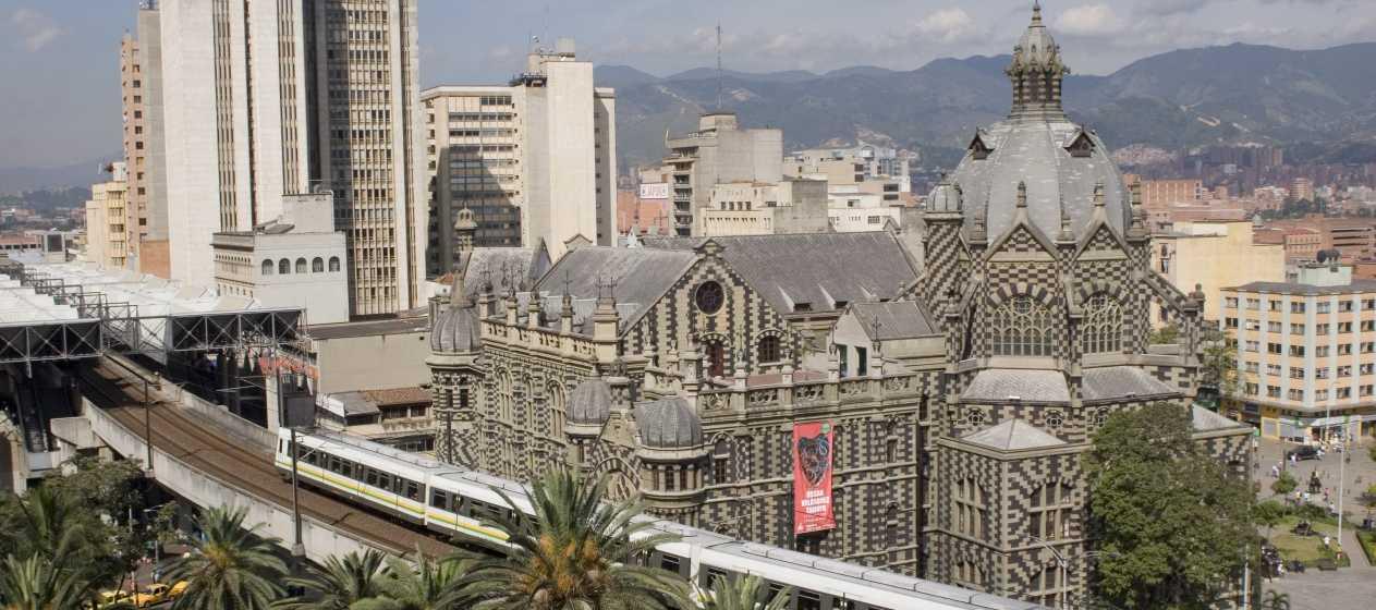 Medellin (sursa: wikimedia.org)
