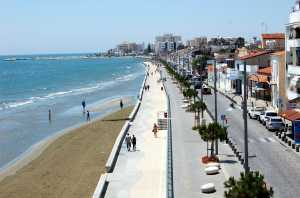 promenada Larnaca
