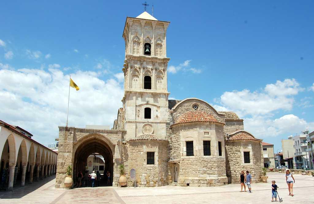 biserica Sfantul Lazăr