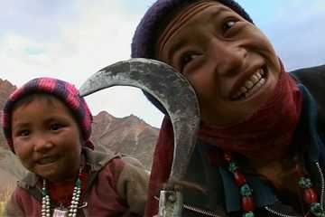 himalaya, the land of women