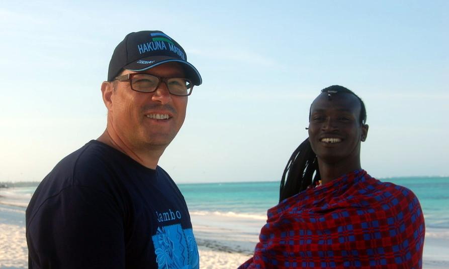 Masai în Zanzibar 11