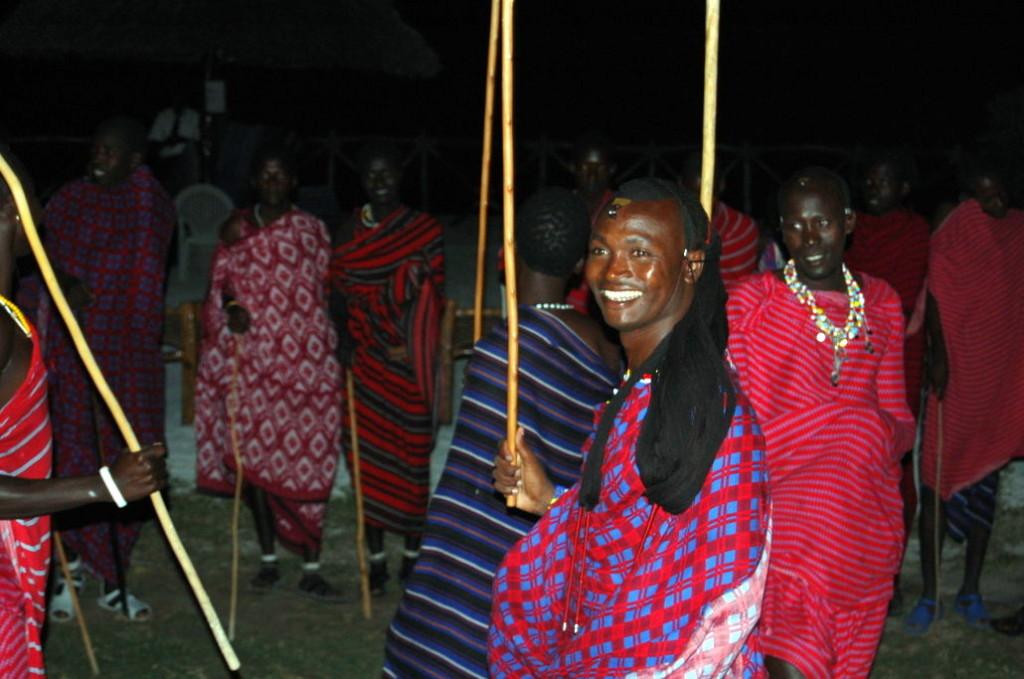 Masai în Zanzibar 3