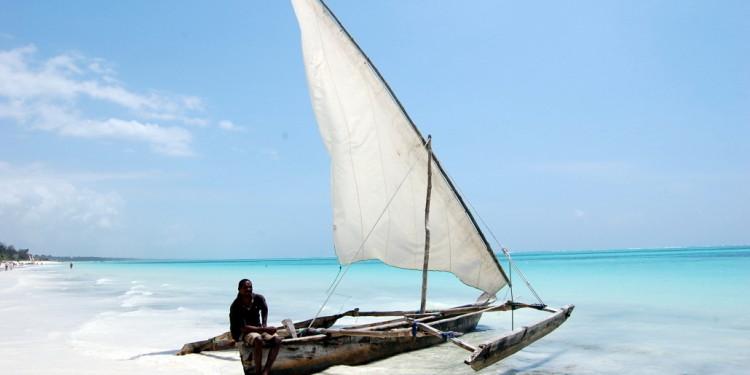 Barcă Zanzibar