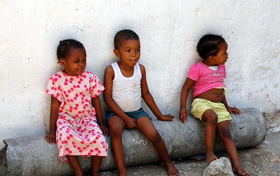 Copii din Stone Town