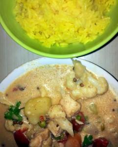 Curry masala cu legume 3