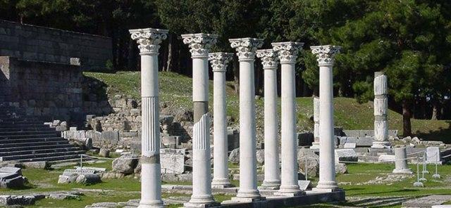 Ruine Grecia