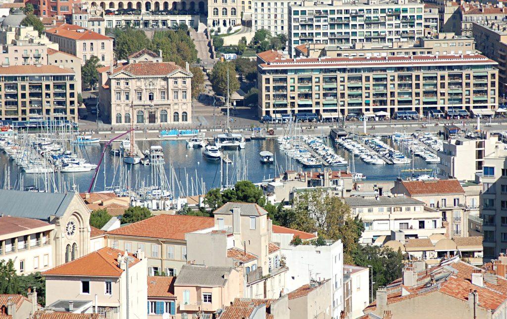 Intalnirea femeii din Marsilia)