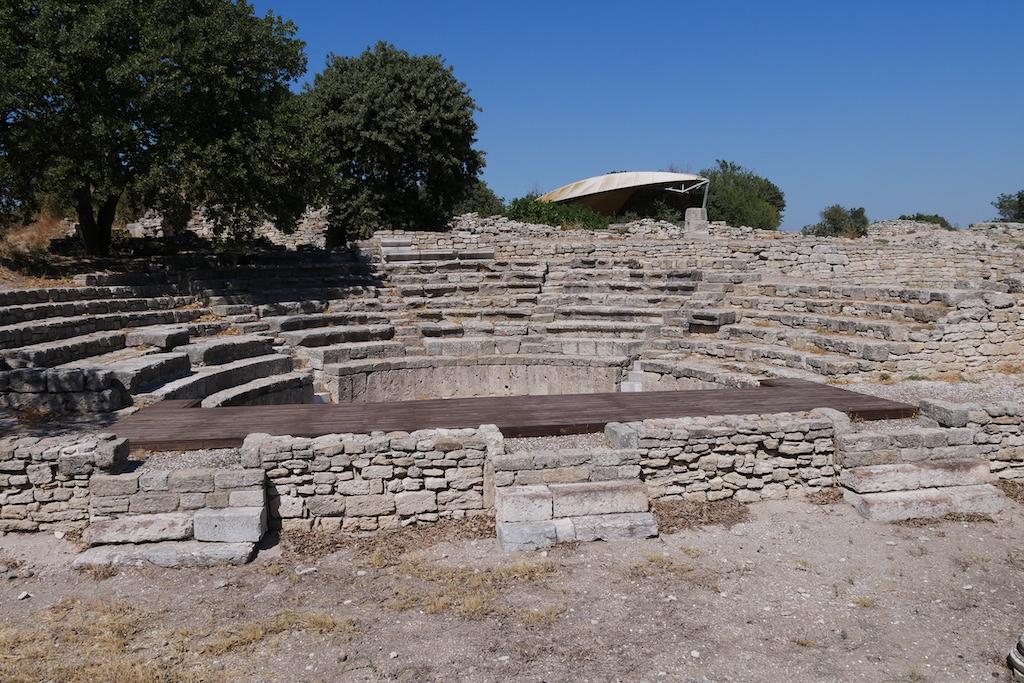 Ruine Troia, Turcia
