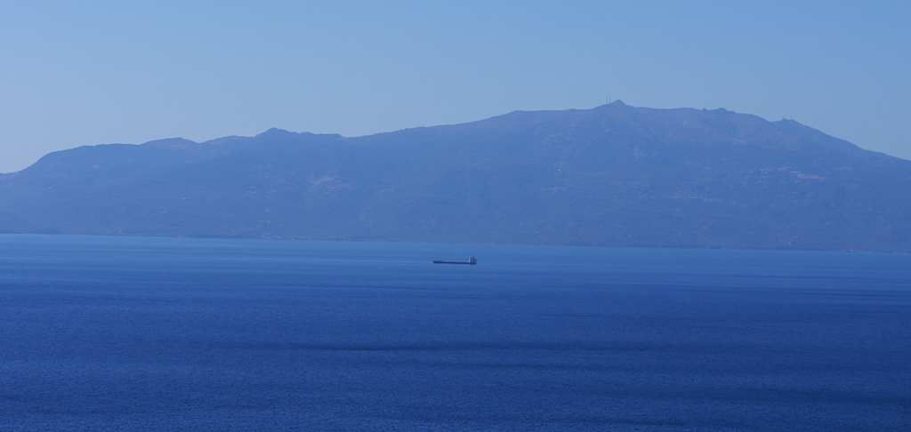 Mare, munți, Turcia